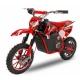 Mini Moto électrique 1000W  JACKAL - ROUGE