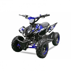 "Pocket quad Jumpy 6"" - Bleu"