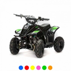 Quad Big Foot 125cc - Blanc