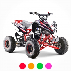 Quad Enfant 125cc Apollo Hurricane 2020 - Rouge