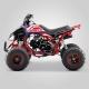 Quad Enfant 125cc Apollo Hurricane 2020 - Rouge