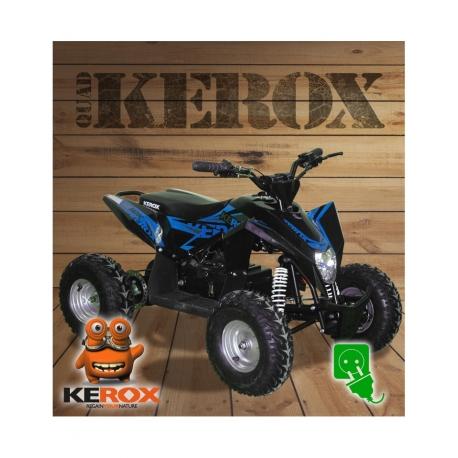 Quad enfant électrique KEROX E-MK
