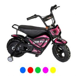 Moto enfant électrique 250W - Jaune