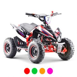 "Pocket Quad Enfant 49cc Apollo Viper 6"" 2020 - Rouge"