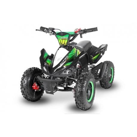 "Pocket quad Speedy 6"" E-Start - Vert"