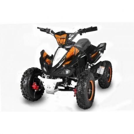 "Pocket quad Python 6"" Eco 1000W - Orange"