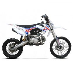 Pit Bike BASTOS MXF 140 14/17 - édition 2019