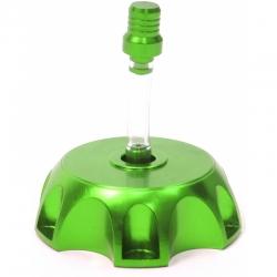Bouchon de réservoir Vert