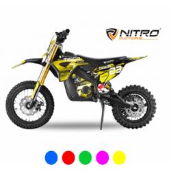 Mini Moto électrique TIGER RX 1000W