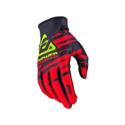 Gants ANSWER AR1 Pro Glow Red/Black/Hyper Acid