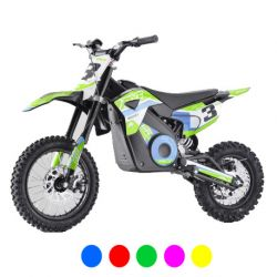 Dirt bike enfant Apollo RFZ Rocket 1000w 2020 - Rouge