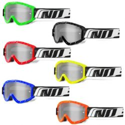 MASQUE CROSS MOTO NOEND 3.6 SERIES NOIR