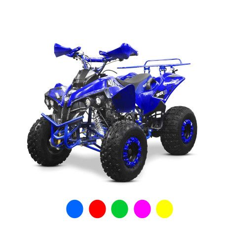 Quad Warrior 125cc 8""