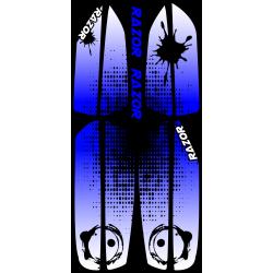 Kit Déco Quad Razer /Raptor style polaris