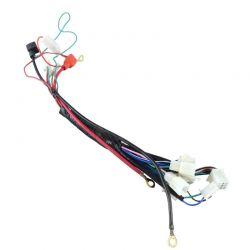 Faisceau électrique pocket quad