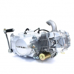 Moteur Lifan 125cc Démarreur éléctrique
