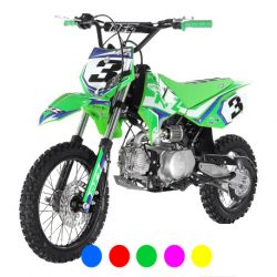 Pit bike Apollo RFZ Rookie 125cc 2020 - Rouge