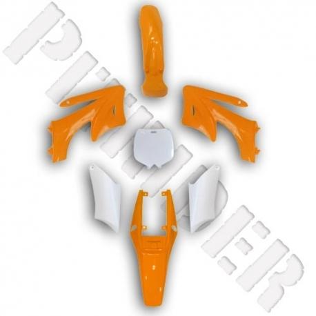 Carénage Pocket Cross AGB - Orange