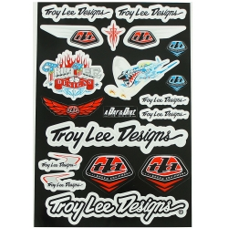 Planche autocolant - Troy Lee Designs