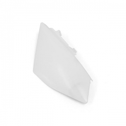 Plaque latéral gauche YCF - Blanc