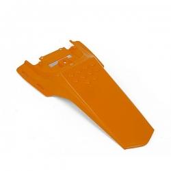Garde boue arrière YCF - Orange