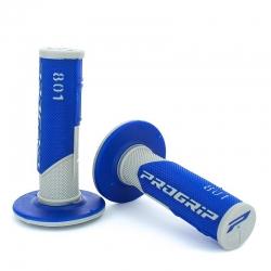 Poignée PROGRIP 801 - Gris/Bleu