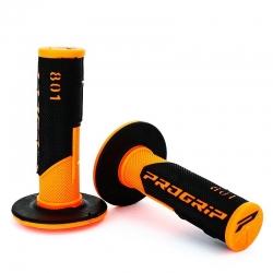 Poignée PROGRIP 801 - Noir/Orange