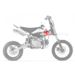 Kit deco CRF50 ONE Industrie - DC Shoes