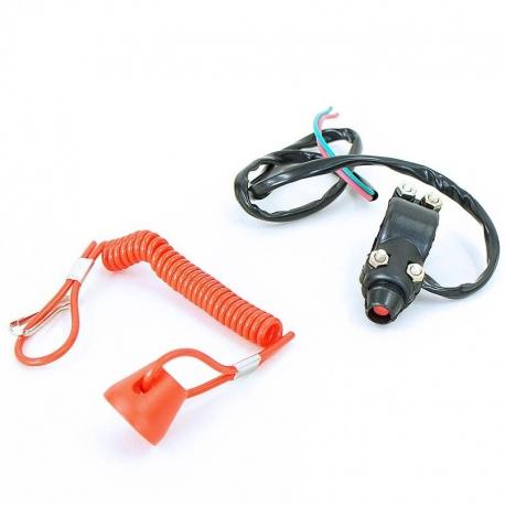 Coupe circuit Pocket bike - Arrachement