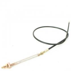 Cable avant tambour de frein