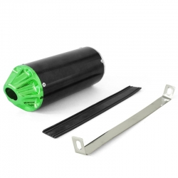 Cartouche CNC Black / Vert