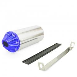 Cartouche CNC Silver / Bleu