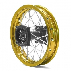 Jante 12 arrière Racing - axe ø12mm