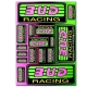 Planche autocollant - BUD Racing