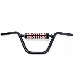 "Guidon Renthal 7/8"" Playbike Bar - Noir"