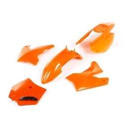 Kit plastique RFZ Apollo Orange