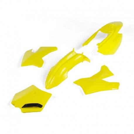 Kit plastique RFZ Apollo Jaune
