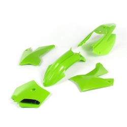 Kit plastique RFZ Apollo Vert