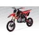 Dirt bike GUNSHOT 125 FX Rouge - Edition MONSTER 2017