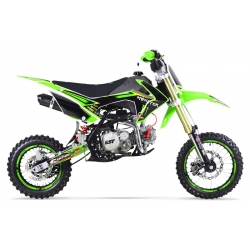 Dirt bike GUNSHOT 150 FX Vert - Edition MONSTER 2017