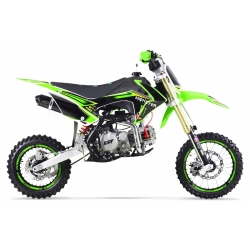 Dirt bike GUNSHOT 150 PRO-F Vert - Edition MONSTER 2017