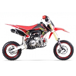 Dirt bike GUNSHOT 150 PRO-F Rouge - Edition MONSTER 2017