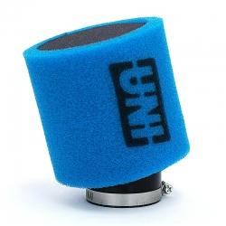 Filtre à air UNI Bleu / Noir - ø37mm