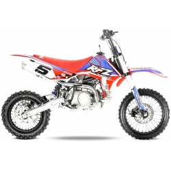 Dirt bike RFZ Junior 110 - Semi-Automatique