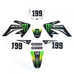 Kit deco CRF70 Monster