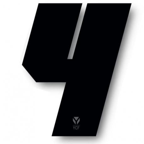 el número de carrera ycf n 4