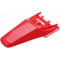 Garde boue arrière CRF50 - Rouge