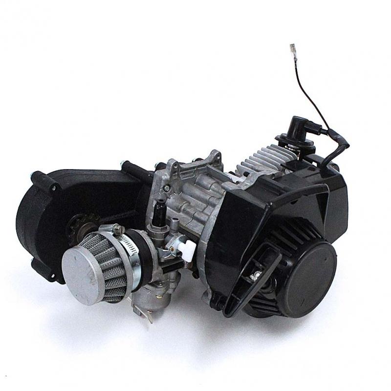 moteur 49cc pocket cross moteur complet moteur 49cc 49 47 pocket bike pocket cross pocket qua. Black Bedroom Furniture Sets. Home Design Ideas