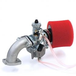 Pack carburatore Mikuni 26 - Rosso