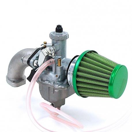Pack carburateur Mikuni 26 - Conique Vert
